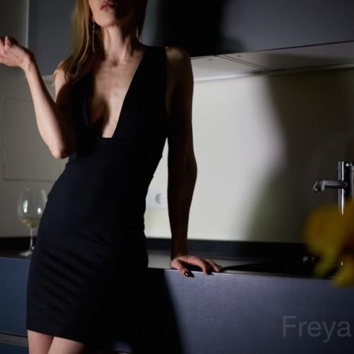 Freya Alvar American Escort in Berlin